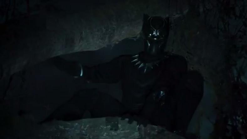 """Kadr z filmu """"Czarna pantera"""". Premiera kinowa - luty 2018"""