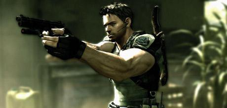 "Screen z gry ""Resident Evil 5"""