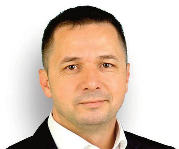Andrzej Chruścicki wójt gminy Kolbudy