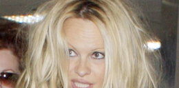 Pamela potargana. Nie lubi fryzjera?