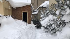 Atak zimy na północno-wschodnim wybrzeżu USA