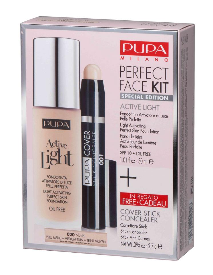 Perfect Face Kit PUPA