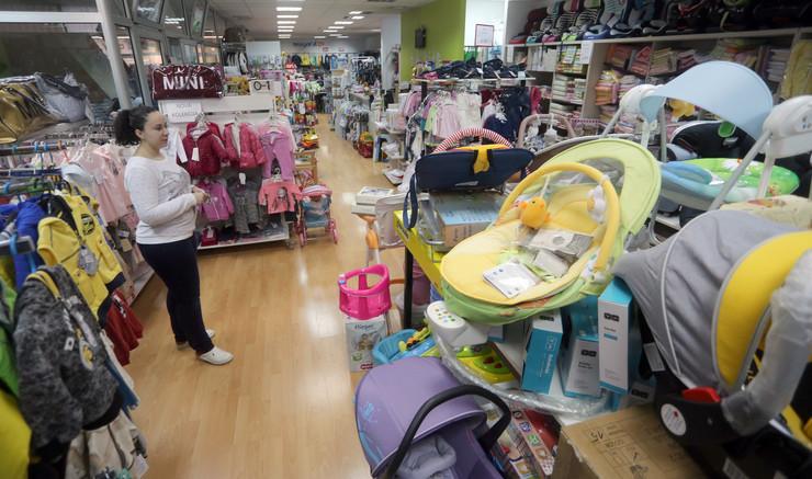 bebi oprema trgovina