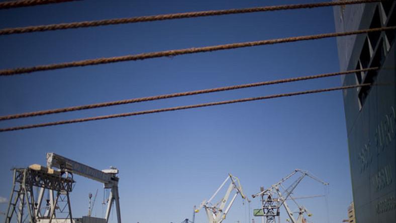 Oto as Tuska: Stocznia Gdynia sprzedana