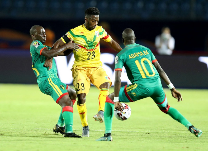 Mali Vs Mauritania. 2019 Africa Cup of Nations: All you need to know (CAF/Twitter)