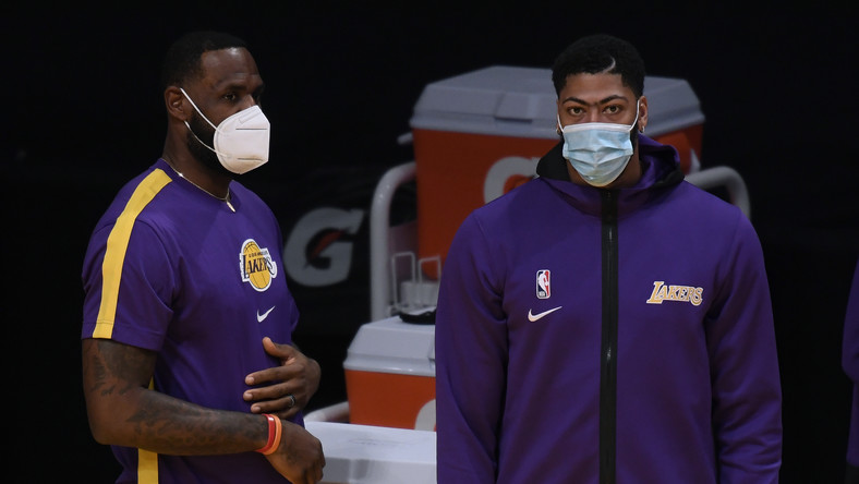 NBA: wygrana Los Angeles Lakers przed sezonem