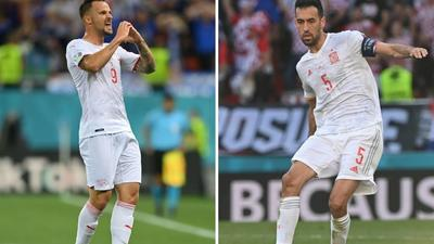 History favours Spain as Switzerland seek repeat Euro 2020 coup
