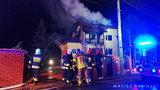 Dramatyczna akcja strażaków. Kobiety nie udało się uratować