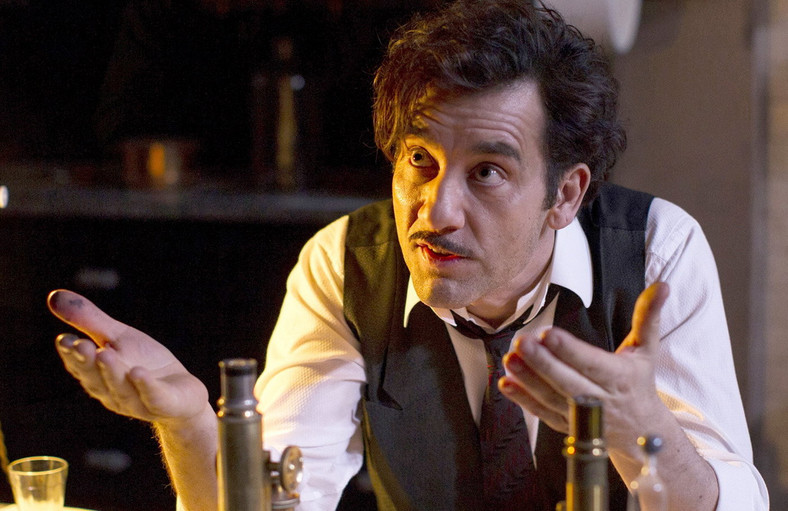 "Clive Owen w ""The Knick"", fot. Cinemax"