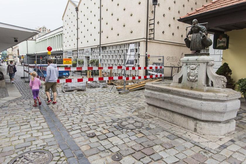 Wykopaliska na Starym Rynku