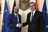 Šarl Mišel Aleksandar Vučić Promo
