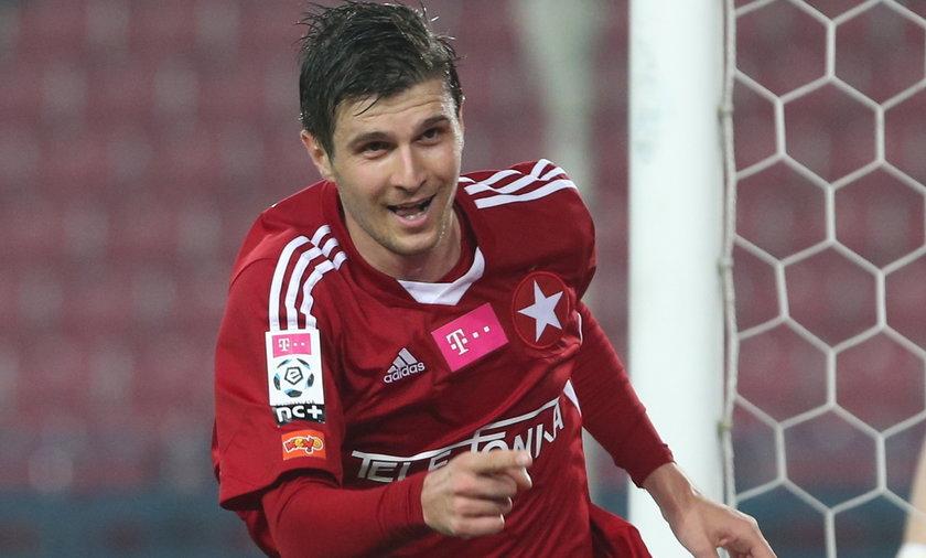 Semir Stilić - pomocnik sezonu 2014/15 w T-Mobile Ekstraklasie