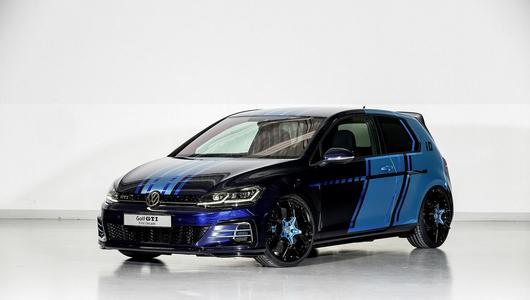 Debiut elektrycznego VW Golfa GTI