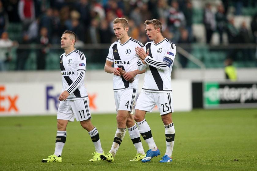 Club Brugge odpuści Legii