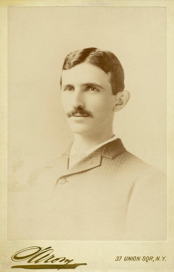 Veliki Nikola Tesla