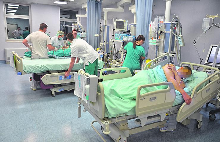 Novi Sad4235 Urgentni centar nocno dezurstvo intenzivna nega  foto Nenad Mihajlovic