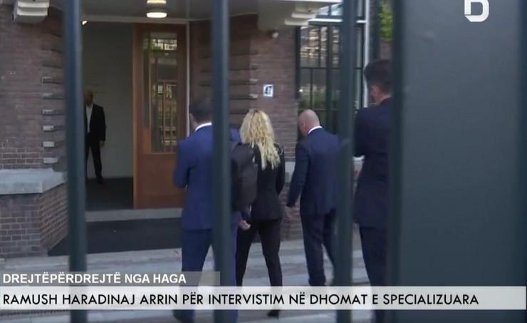 Haradinaj stiže u Hag