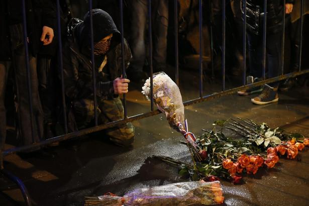 Zabójstwo Niemcowa. Kwiaty pod Kremlem