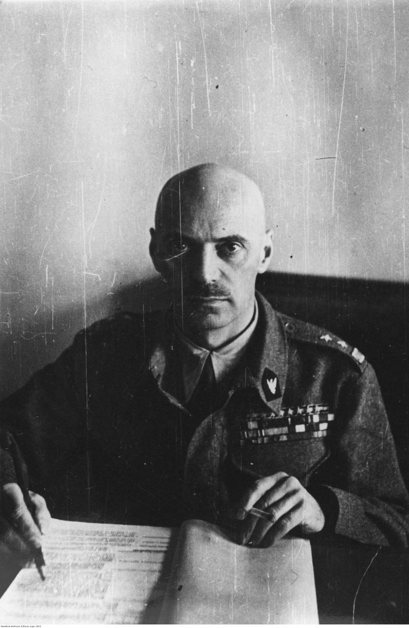 generał Władysław Anders