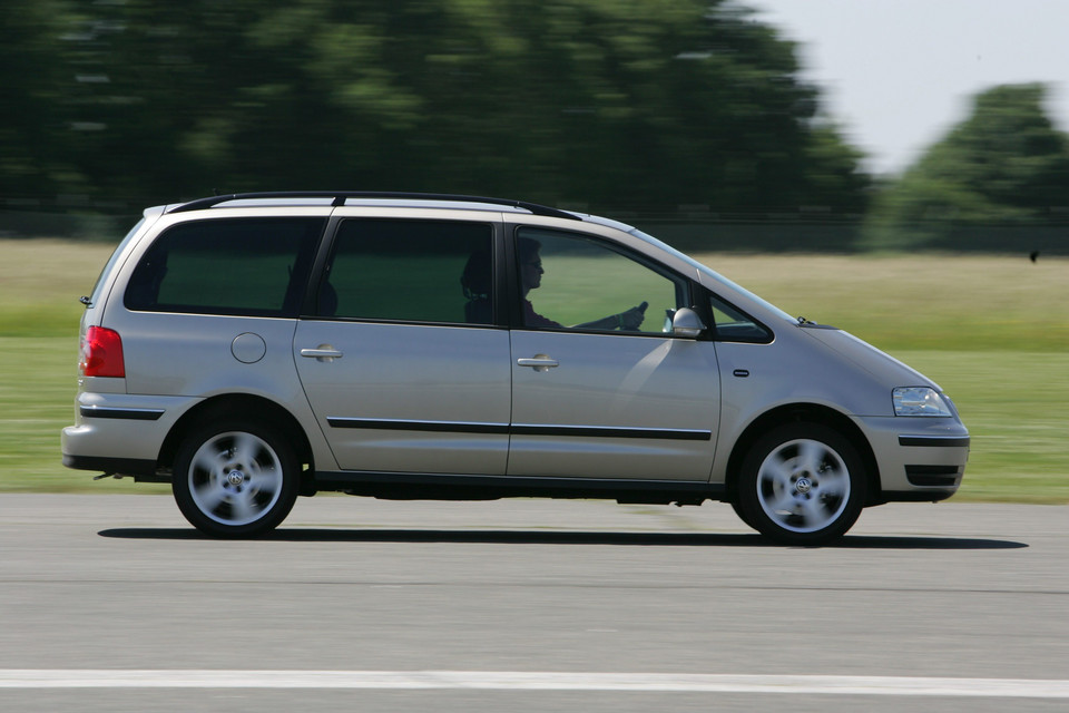 Volkswagen Sharan I 4Motion 1995-2010