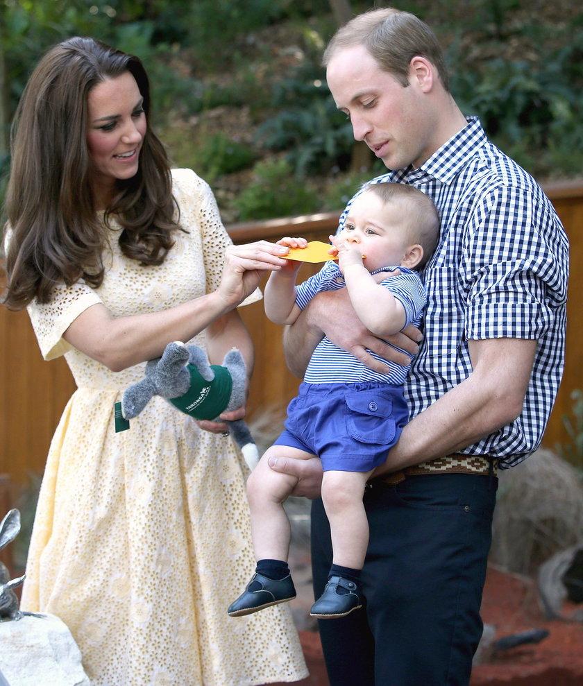 Księżna Kate zatrudniła rodziców