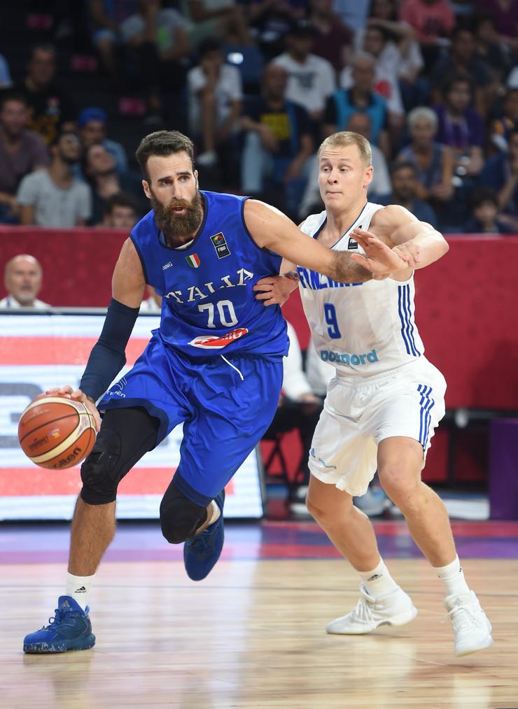 Košarkaška reprezentacija Italije, Košarkaška reprezentacija Finske