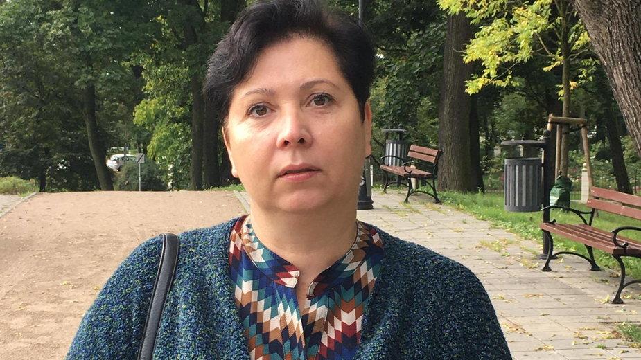 Dorota Olszewska-Sioma, fot. archiwum prywatne