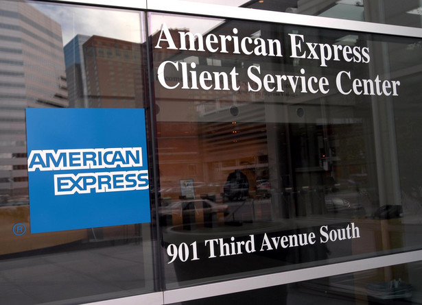 10. American Express