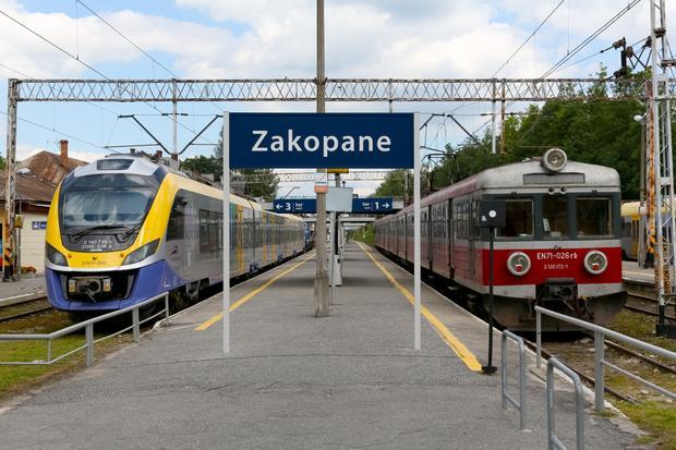 Dworzec, Zakopane