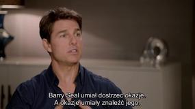 """Barry Seal: król przemytu"": Tom Cruise o filmie"