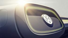 Autonomiczny Volkswagen na salonie w Detroit