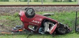 """""""eLka"""" wjechała pod pociąg. 18-latka zginęła.Nowe fakty"""