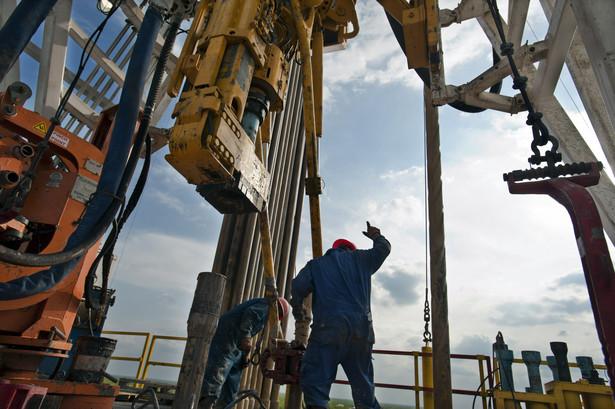Odwierty w szybie gazu łupkowego