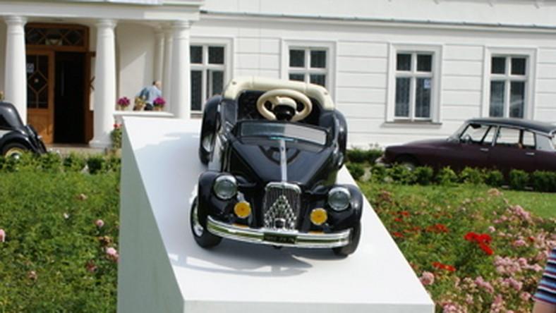 I Ogólnopolski Zlot Zabytkowych Citroënów
