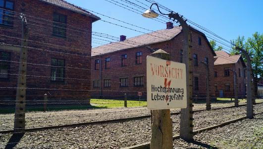 Zbiórka funduszy na ratowanie wystawy b. więźnia Auschwitz