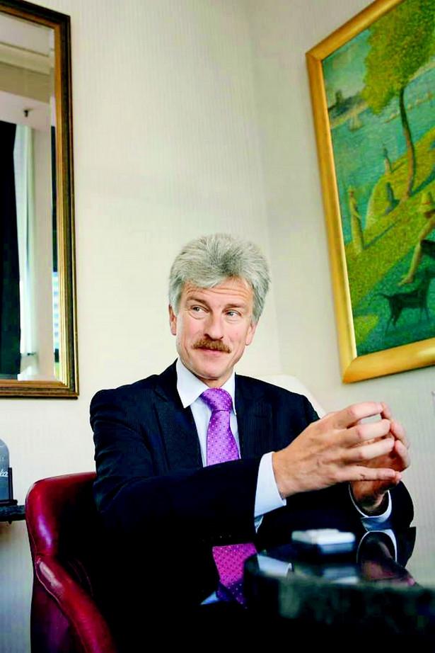 Ryszard Grobelny, prezes Związku Miast Polskich