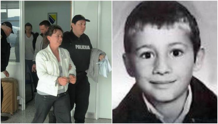 Elfeta Veseli Hosovka svirepo ubila dečaka Slobodana Stojanovića