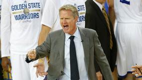 Steve Kerr: Curry jest rywalem dla Jordana