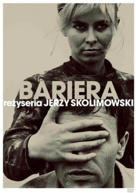 "Movie poster ""Barrier"" Jerzy Skolimowski"