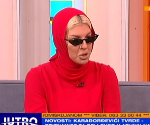 Jovanu Joksimović iznenadila izjava Karleuše! VIDEO
