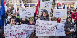 W Poznaniu tak bronili wolności mediów!