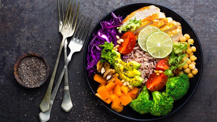 5 zasad zdrowej kuchni