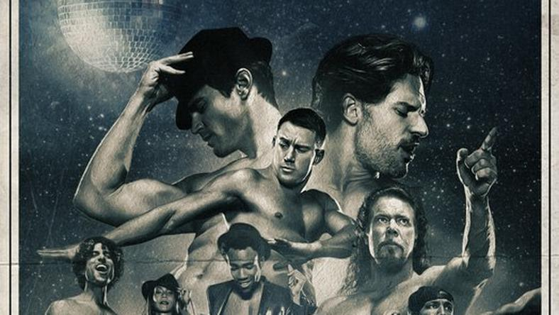 """Magic Mike XXL"" poster"