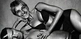 Słynna lesbijka jak Victoria Beckham