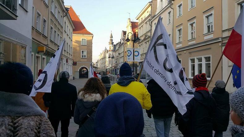 Za tydzień w Toruniu KOD wybierze swojego krajowego lidera