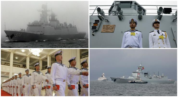 Kolaž Kna mornarica