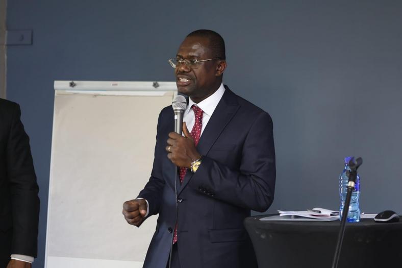Jospong Group of Companies, Joseph Siaw Agyepong