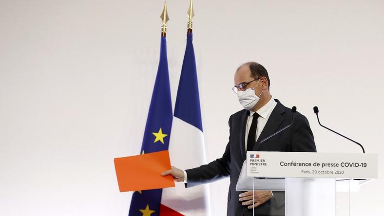 premier Francji, Jean Castex