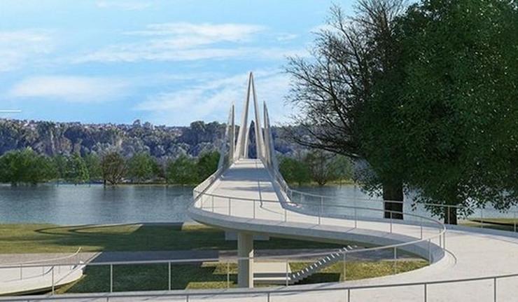 Pešačko-biciklistički most
