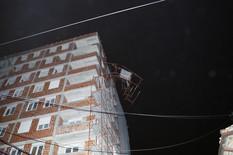 Zvezdara pala skela foto Goran Srdanov
